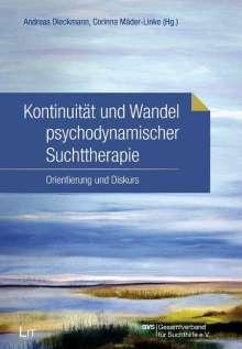 Kontinuität und Wandel psychodynamischer Suchttherapie, Buch