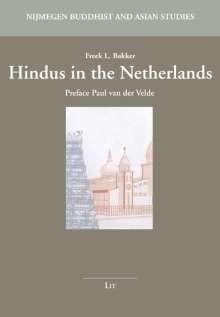Freek L. Bakker: Hindus in the Netherlands, Buch