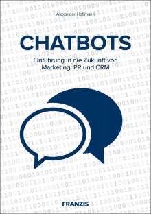 Alexander Hoffmann: Chatbots, Buch