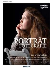 Christian Haasz: Fotoschule extra - Porträtfotografie, Buch