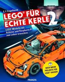 E. F. Engelhardt: Lego für echte Kerle II, Buch