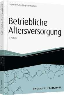 Thomas Hagemann: Betriebliche Altersversorgung, Buch