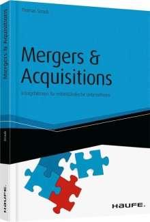 Thomas Straub: Mergers & Acquisitions, Buch
