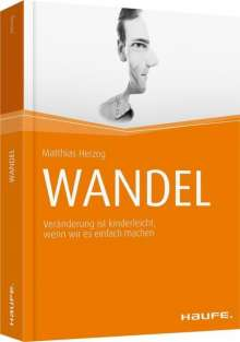 Matthias Herzog: Wandel, Buch