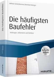 Helmut Aschenbrenner: Die häufigsten Baufehler - inkl. Arbeitshilfen online, Buch