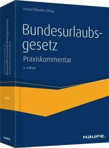 Manfred Arnold: Bundesurlaubsgesetz, Buch