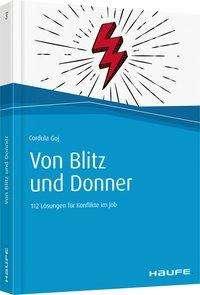 Cordula Goj: Von Blitz und Donner, Buch