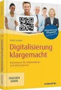 Peter Lender: Digitalisierung klargemacht, Buch