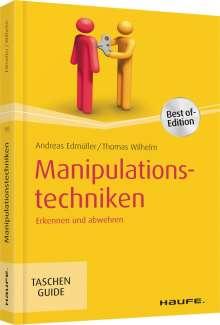 Andreas Edmüller: Manipulationstechniken, Buch