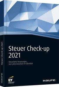 Daniel Käshammer: Steuer Check-up 2021, Buch