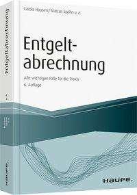 Carola Hausen: Entgeltabrechnung, Buch