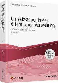 Christian Trost: Umsatzsteuer in der öffentlichen Verwaltung - inkl. Arbeitshilfen online, Buch