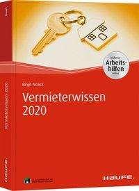 Birgit Noack: Vermieterwissen 2020 - inkl. Arbeitshilfen online, Buch