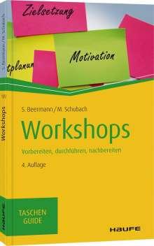 Susanne Beermann: Workshops, Buch