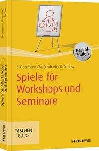 Susanne Beermann: Spiele für Workshops und Seminare, Buch