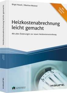 Birgit Noack: Heizkosten für Vermieter und Verwalter - inkl. Arbeitshilfen online, Buch