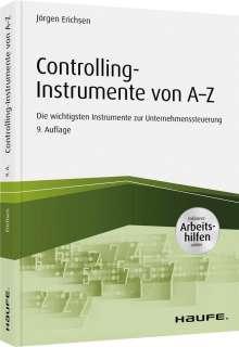 Jörgen Erichsen: Controlling-Instrumente von A - Z, Buch