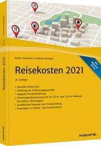 Rainer Hartmann: Reisekosten 2021, Buch