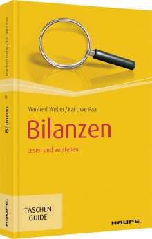 Manfred Weber: Bilanzen, Buch