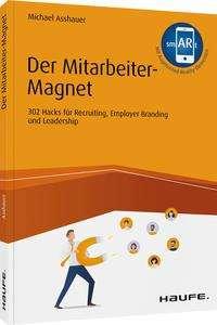 Michael Asshauer: Der Mitarbeiter-Magnet, Buch