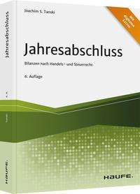 Joachim S. Tanski: Jahresabschluss, Buch
