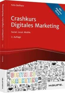 Felix Beilharz: Crashkurs Digitales Marketing, Buch