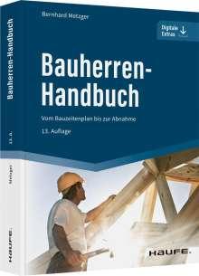 Bernhard Metzger: Bauherren-Handbuch, Buch