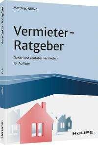 Matthias Nöllke: Vermieter-Ratgeber, Buch