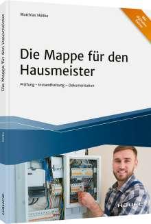 Matthias Nöllke: Die Mappe für den Hausmeister, Buch