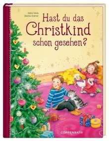 Astrid Mola: Hast du das Christkind schon gesehen?, Buch
