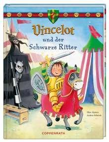 Ellen Alpsten: Vincelot 02 und der Schwarze Ritter, Buch