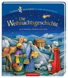 Gaby Scholz: Die Weihnachtsgeschichte nach Matthäus und Lukas, Buch