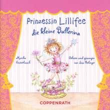 Prinzessin Lillifee die kleine Ballerina (CD), CD