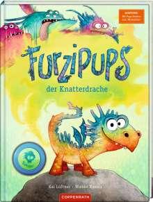 Kai Lüftner: Furzipups, der Knatterdrache, Buch