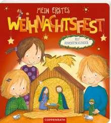 Mein erstes Weihnachtsfest, Buch