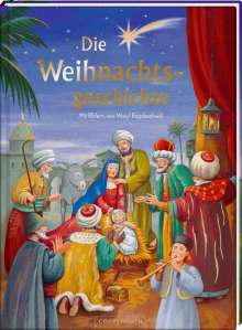 Die Weihnachtsgeschichte, Buch