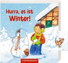 Hurra, es ist Winter!, Buch