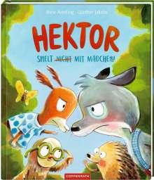 Anne Ameling: Hektor spielt (nicht) mit Mädchen!, Buch