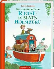 Erik Ole Lindström: Die abenteuerliche Reise des Mats Holmberg, Buch