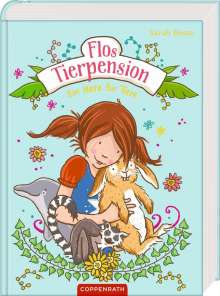 Sarah Bosse: Flos Tierpension (Sammelband), Buch