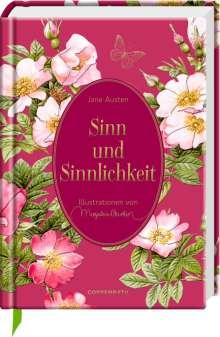 Jane Austen: Sinn und Sinnlichkeit, Buch