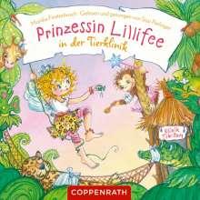 Monika Finsterbusch: Prinzessin Lillifee in der Tierklinik (CD), CD