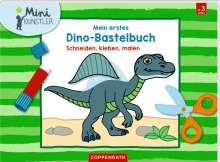 Mein erstes Dino-Bastelbuch, Buch