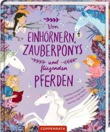 Von Einhörnern, Zauberponys und fliegenden Pferden, Buch