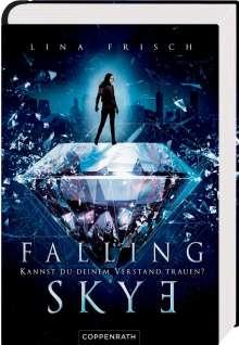 Lina Frisch: Falling Skye (Bd. 1), Buch