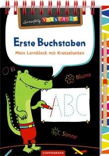 Birgitt Carstens: Erste Buchstaben, Buch
