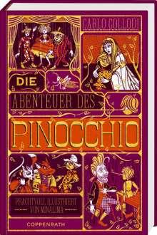 Carlo Collodi: Die Abenteuer des Pinocchio, Buch