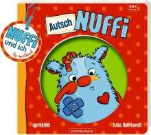 Aprilkind: Autsch, Nuffi, Buch