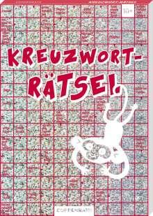 Stefan Heine: Kreuzwort-Rätsel, Buch