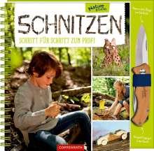 Claudia Seidel: Schnitzen, Buch